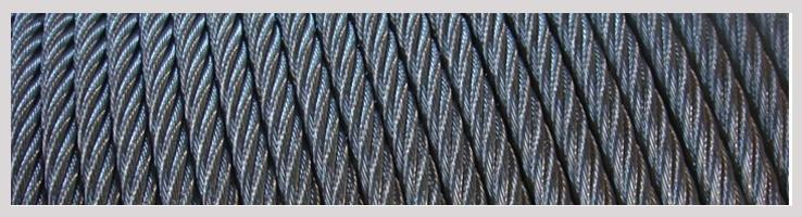 Used Steel Cable | repurposedMATERIALS