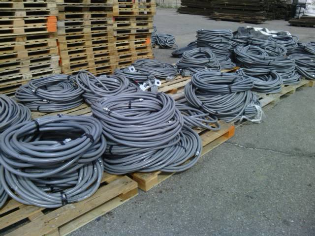 flexible water tight electrical conduit